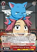 Weiss Schwarz - Childhood Natsu & Happy - FT/EN-S02-T14 - TD (FT/EN-S02-T14) - Fairy Tail Ver. E Trial Deck