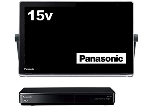 パナソニック 15V型 液晶 テレビ プライベート・ビエラ UN-15TD8-K 2018年モデル
