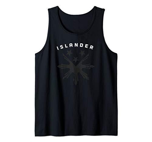Filipino Warrior Hawaiian Polynesian Tribal Tattoo Tee Shirt Tank Top
