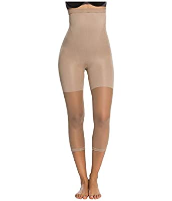 Spanx Women's Higher Power Capri Nude D