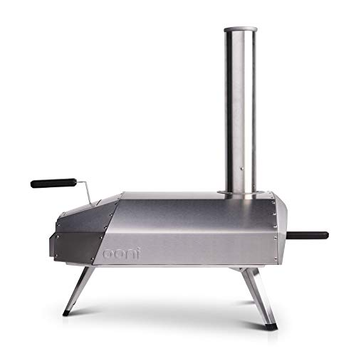 Ooni Karu 12 – Multi-Fuel Outdoor Pizza Oven – Portable Wood Fired and Gas Pizza Oven – Backyard Pizza Maker by Ooni Pizza Ovens