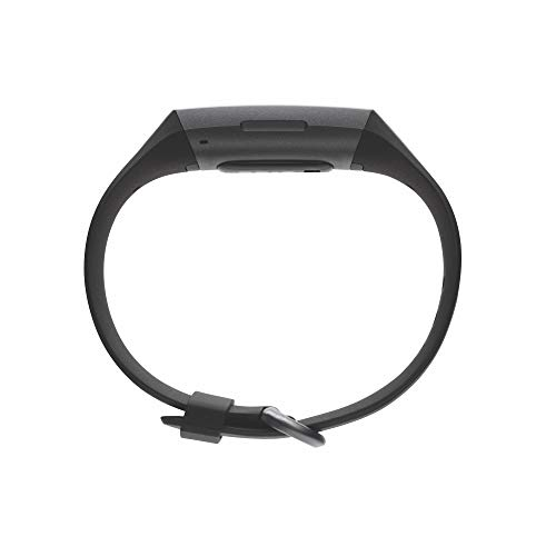 Bracelet Fitbit Charge 3 Exercices Nage Sommeil Fréquence Cardiaque - 3