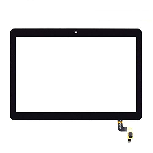 Screen replacement kit 9.6' inch fit For Huawei MediaPad T3 10 AGS-L09 AGS-W09 AGS-L03 Touch Screen Digitizer Glass Panel Sensor Replacement Parts Repair kit replacement screen (Color : Black)