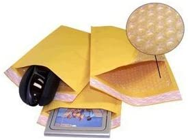 Yens Small SELF Seal Kraft Bubble MAILERS Padded ENVELOPES (KF#0