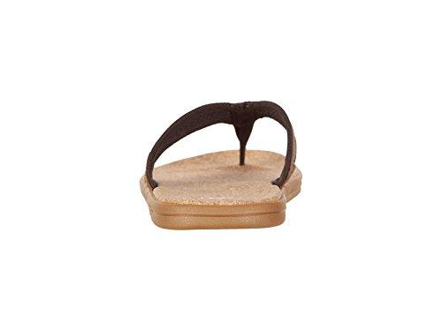 [UGG(アグ)]メンズサンダル・靴SeasideFlipChestnutLeather9(27cm)D-Medium