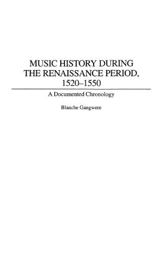 Music History During the Renaissance Period,...