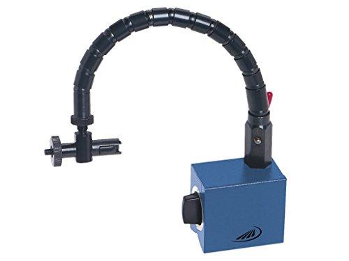 HELIOS-PREISSER 0751103 Magnet-Messständer mit Gelenkarm sehr stabile Ausführung 350 mm