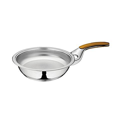 Zepter CookArt CookArt Masterpiece Anti-Haft Bratpfanne (induktionsgeeignet) mit URA Technologie - ø20cm - 1,6 L