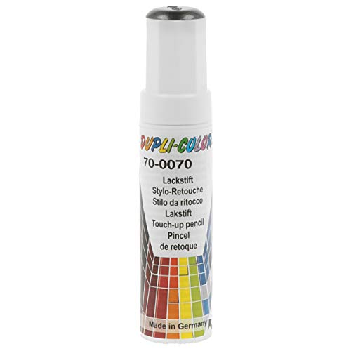 Dupli-Color 628931 Lackstift Auto-Color grau metallic 70-0070 12ml, Grey