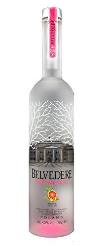 Belvedere Pink Grapefruit   Sammlerstück   Polnischer Wodka   40%, 0,7 Liter