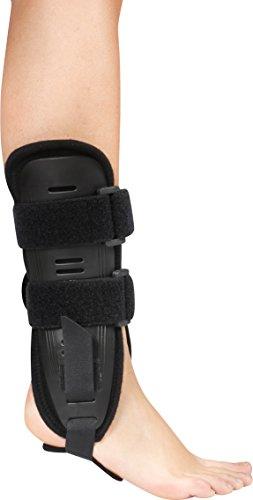 ArmoLine Sprunggelenkorthese - Knöchel-bandage - Knöchelschiene - Steigbügel Knöchelorthese