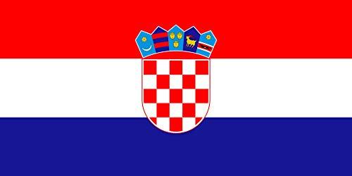 Fahne / Flagge Kroatien NEU 90 x 150 cm Flaggen