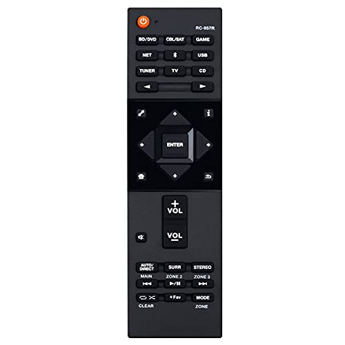 RC-957R Replacement Remote Control Applicable for Pioneer AV Receiver...
