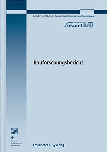 Meßbedingungen und Kennzahlen zur Überwachung und Bilanzierung des Energieverbrauchs einschließlich der CO2-Emission von raumlufttechnischen Anlagen ... Abschlußbericht. (Bau- und Wohnforschung)