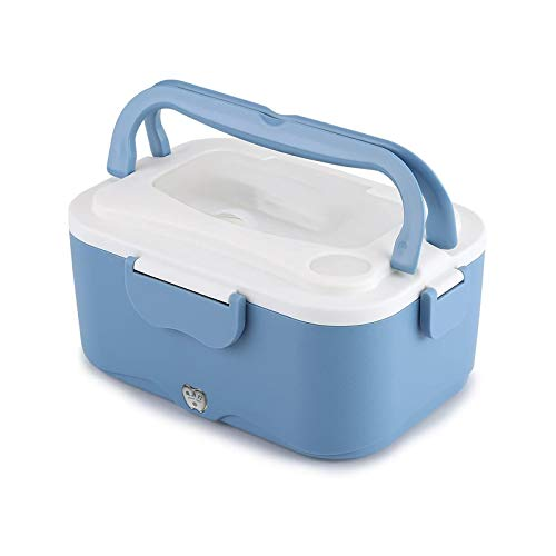 Bento Boxes - Fiambrera eléctrica para coche, 1,5 l, 12 V/24 V, color azul