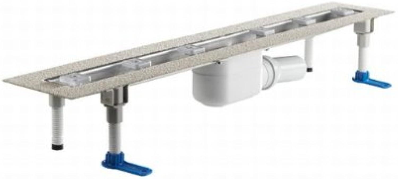 Dallmer Duschrinne CeraLine F 700 mm DN 50 520036