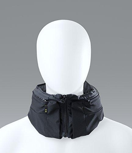 Hövding Airbag 2.0 Größe M mit schwarzem Überzug- Airbag für Radfahrer