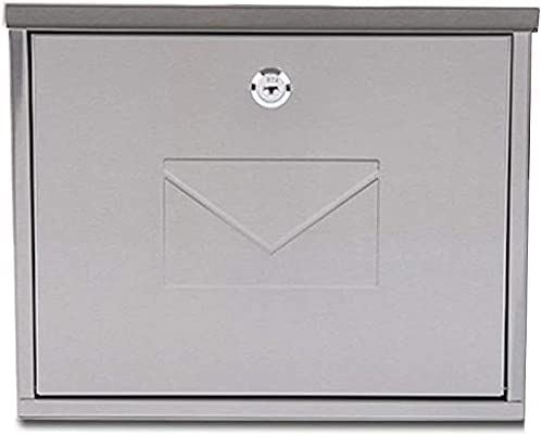 YIQQWS MailboxesWaterproof Metal Anti-Fingerprint San Diego Mall 2021new shipping free shipping Outdo Mailbox