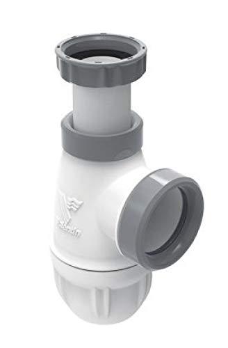 siphon de lavabo - avec joints surmoulés - valentin 61070000100