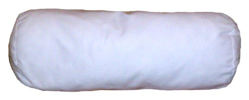 Best Price ReynosoHomeDecor 18x59 Inch Bolster Cylindrical Pillow Insert Form