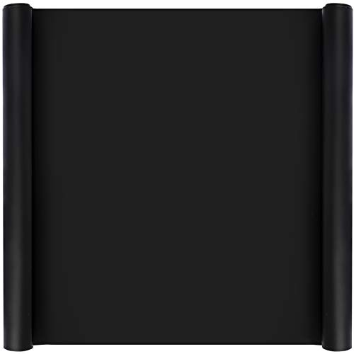 "23.4""x 15.6""Oversize Silicone Mat for Crafts, LEOBRO Thick Silicone Mat for Jewelry Casting Mould, Placemat, Nonstick Heat-Resistant Multipurpose Silicone Craft Mat for Resin Casting Mould, Black"