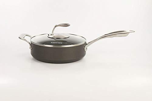 TUPPERWARE Chef-Serie Cottage Cookware Pfanne 3 L 24 cm Antihaftbeschichtet