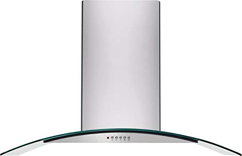 "Frigidaire FHWC3060LS30"" Stainless Steel Chimney Style Wall Mount Range Hood"