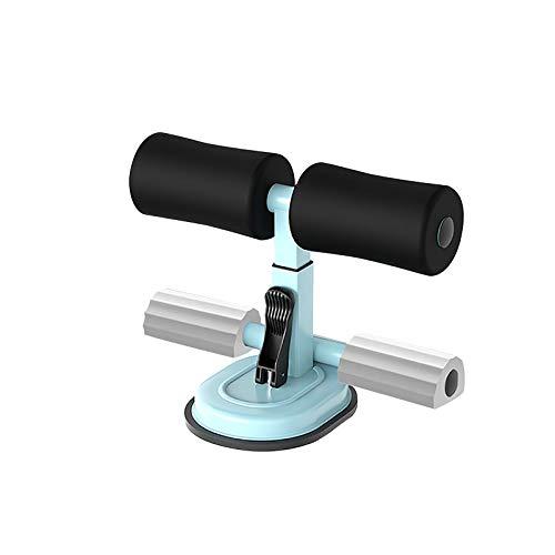 Tragbare Sit-Up-Bar, Multifunktionale Verstellbare Sit-Up-Stange, Sit Up Assistent, Saug Sit Up, Sit-Up Hilfen, Haushalts-Fitnessgeräte für Bauchmuskel-Trainingsgeräte Bauchtraining Rückentrainer