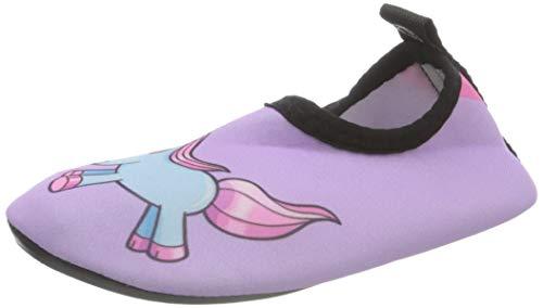 IceUnicorn - Zapatillas de playa para niños y niñas, para natación, para playa, piscina, surf, yoga, unisex, color, talla 24/25 EU