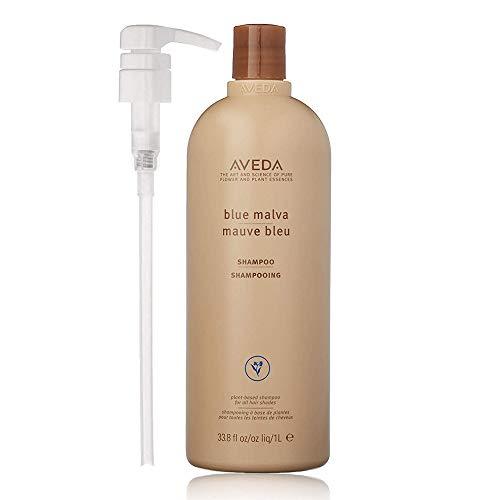 Aveda Blue Malva Color Shampoo 33.8 Oz with Pump
