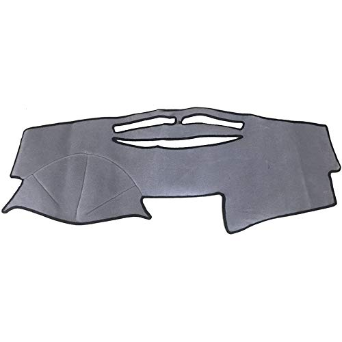 Hex Autoparts Dashboard Dash Board Cover Mat Dashmat Fit for Toyota Camry 2007-2011 (Gray)