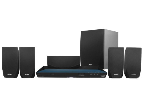 Sony BDV-E2100 3D Smart Blu-ray Home Theater System (Renewed)