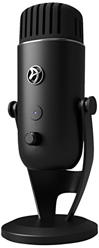 Arozzi Colonna microfoon 35 x 15 x 20 cm zwart