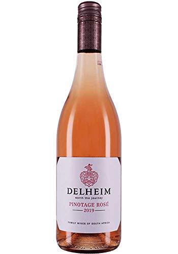 Delheim Pinotage Rosé 2019 trocken (0,75 L Flaschen)