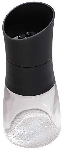 FACKELMANN Salzmühle/Gewürzmühle und ABS Glas, Keramik, transparent