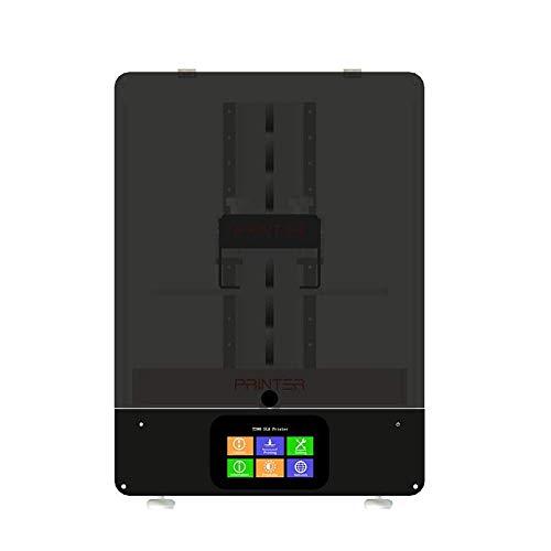 T200 26,9 cm 2K Résine UV LCD 3D Imprimante de bureau 216 x 135 x 200 mm Construire le volume de charge hors ligne Impression de reprise
