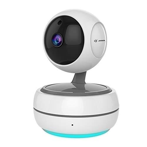 Jovision® JVS-HD301C Überwachungskamera | Bewegungserkennung mit Push Benachrichtigung | WLAN Full HD IP Kamera | Steuerbar (PT) | 2-Wege Audio | kostenloser App