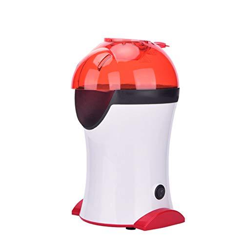 WWDKF Popcornmaschine, Mini-Haushaltsgeräte, Küchengeräte, Automatischer Popcorn-Hersteller, 1200 W, Fettarm,...