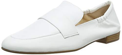 HÖGL Damen Pillow Mokassin, Weiß (Weiss 0200), 42 EU