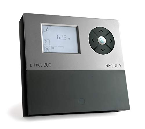 Solarregler primos 200, Solarsteuerung für thermische Solaranlagen, Standard und PWM Solarpumpen
