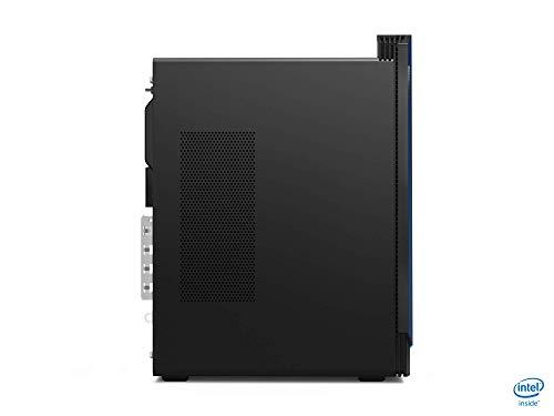 Lenovo IdeaCentre Gaming 5i Desktop PC (Intel Core i5-10400F, 512 GB SSD, 16 GB di RAM, NVIDIA GeForce GTX 1650 SUPER, Windows 10 Home) nero