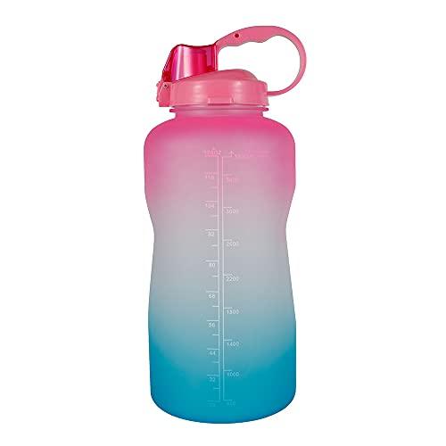Cantimploras y botellas de agua (Rosa)