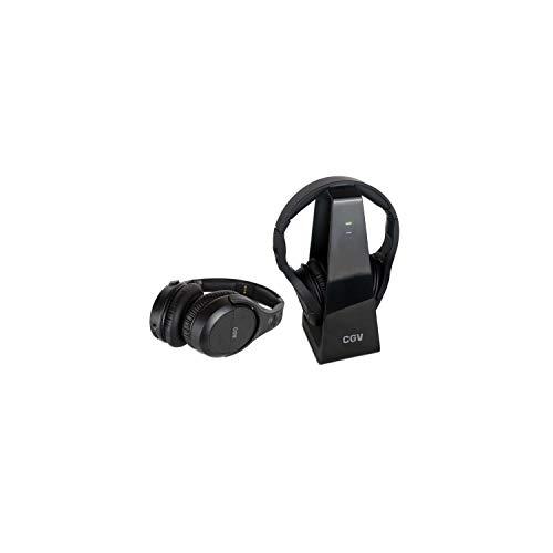 CGV 2 HEL PRELUDE 2 Duo Auriculares inal�mbricos para TV y alta fidelidad