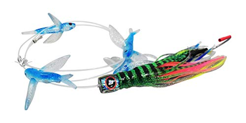 Bost 63 Flying Fish Tuna Mahi Daisy Chain