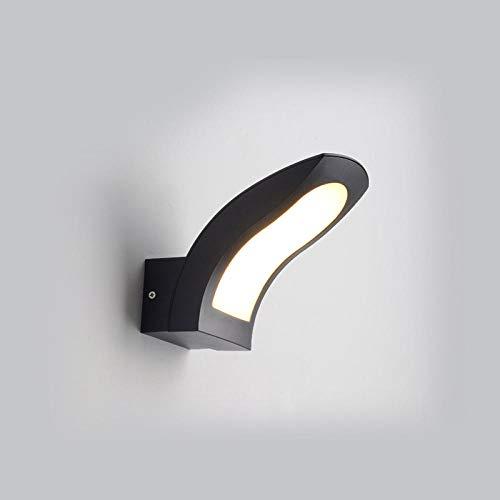 Buitenverlichting, padverlichting, buitenwandverlichting, schijnwerper, spotverlichting, 10 watt, waterdicht, ac85-265 V, opbouw, led-wandlamp, moderne aluminium, nordic outdoor, indoor, woonkamer, veranda, wandlampen