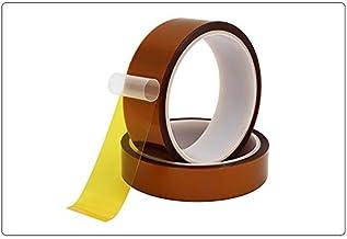 Lkjh 10M / Roll dubbelzijdige tape Adhesive High Temperature hittebestendige polyimide 0.1mm Dikte (Width : 5mmx10m)