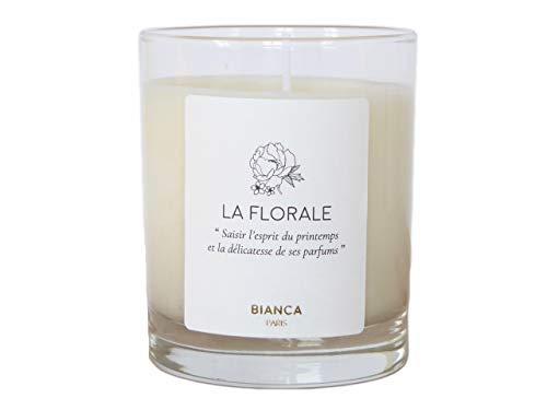 Photo de bianca-paris-la-florale-bougie-parfumee-naturelle-au