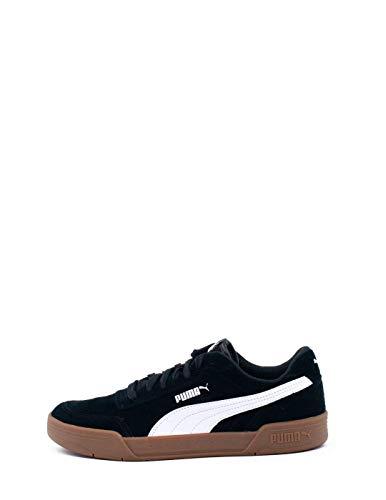 Puma Caracal SD, Unisex-Schuhe für Erwachsene, Schwarz - Puma-schwarz, Puma-weiß, Puma-Weiß - Größe: 41 EU