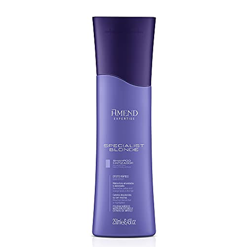 Shampoo Matizador Specialist Blonde, Amend, 250 ml