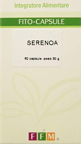 Fitofarmaceutica Serenoa - 60 Capsule Gelatina Vegetale